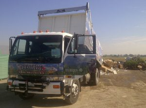 All Haul truck